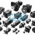 Motor hidráulico danfoss dh 50