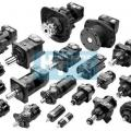 Motor hidráulico omh