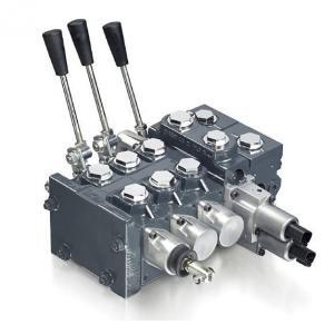 Rádio controle hidráulico