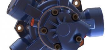 Motor de pistões radiais