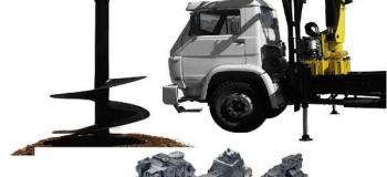 Motores hidráulicos danfoss