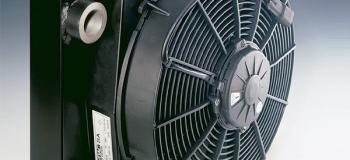 Trocador de calor para unidade hidráulica